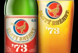 29fa2b5bf25a4 Zlatý Bažant 73 - pivo inšpirované minulosťou   Nové produkty ...